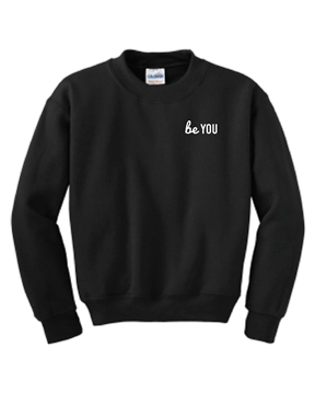 Picture of CFA Youth Crewneck Sweatshirt (Be You)