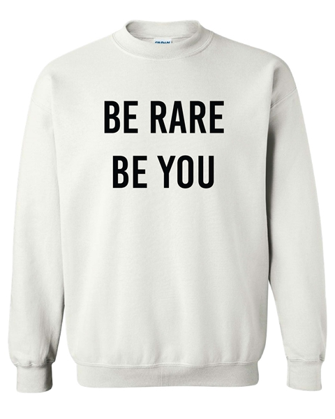 Picture of CFA Crewneck Sweater (Be Rare Be You)