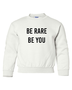 Picture of CFA Youth Crewneck Sweatshirt (Be Rare Be You)