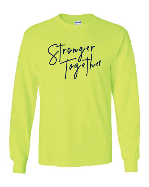 Picture of CFA Ultra Long Sleeve Tee (Stronger Together)